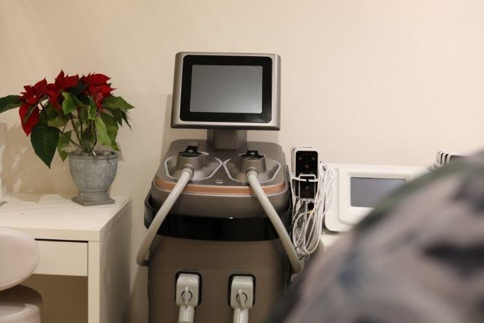 Lux-vital kezelés szalonja - gépi alakformálás